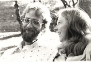 Murray&Carol in 1976